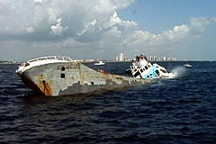 artificial reefs in florida