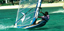 windsurfing in Florida