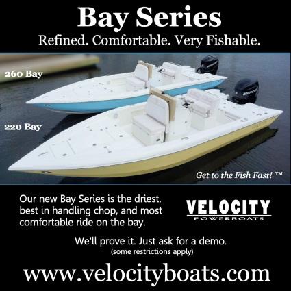 Velocity Powerboats