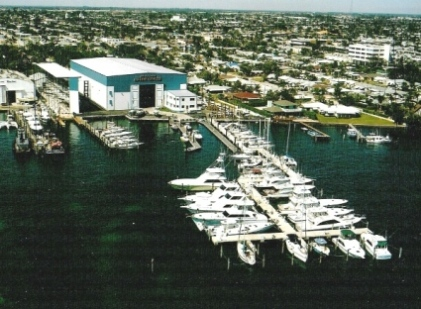 New Port Cove Marine Center